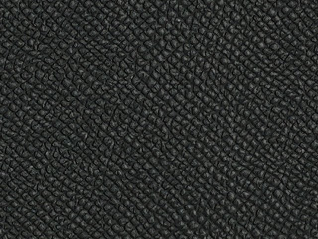 TWEED Leather with tweed textile optic
