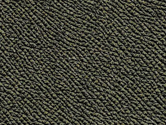 TWEED Leather with tweed textile optic Boa